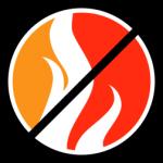 precision-no-flame-icon
