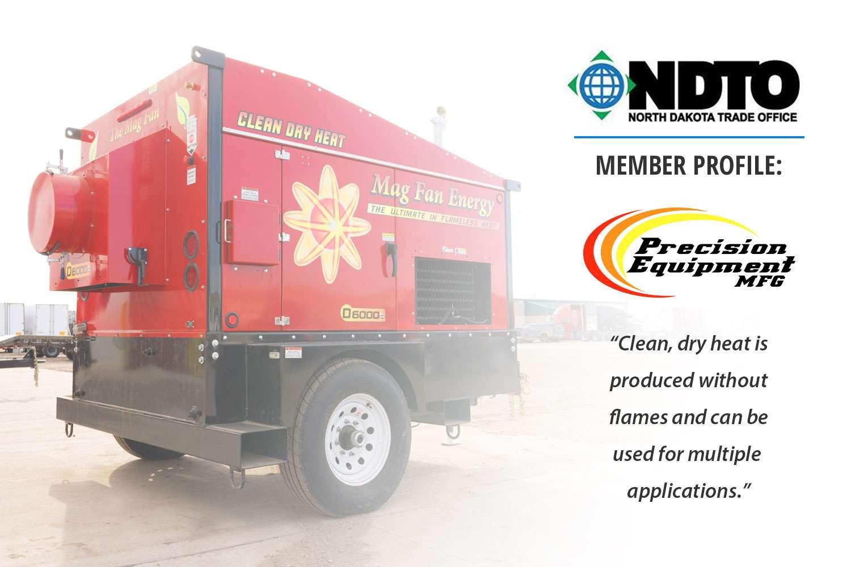 NDTO Member Profile: Precision Equipment Manufacturing
