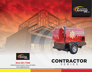 Thumbnail of Contractor Series Heater brochure
