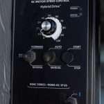 XE150 hose reel control