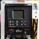 XE150 control panel