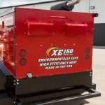 XE150 rear exterior